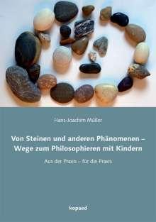 Hans-Joachim Müller: Von Steinen und anderen Phänomenen, Buch