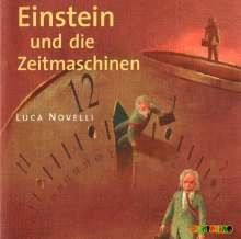 Luca Novelli: Einstein und die Zeitmaschinen, CD