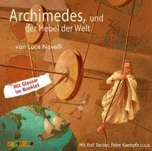 Luca Novelli: Archimedes und der Hebel der Welt, CD