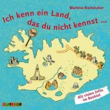 Martina Badstuber: Ich kenn ein Land, das du nicht kennst ..., CD