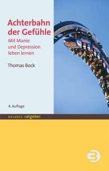 Thomas Bock: Achterbahn der Gefühle, Buch