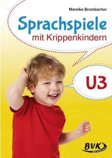 Mareike Brombacher: Sprachspiele mit Krippenkindern, Buch