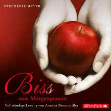 Stephenie Meyer: Bis (Biss) zum Morgengrauen. Die ungekürzte Lesung, 11 CDs