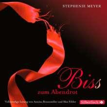Stephenie Meyer: Bis(s) zum Abendrot - Die ungekürzte Lesung, 13 CDs