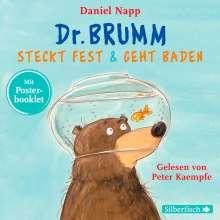 Daniel Napp: Dr. Brumm steckt fest / Dr. Brumm geht baden, CD
