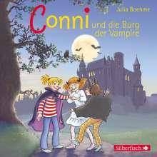 Julia Boehme: Meine Freundin Conni. Conni und die Burg der Vampire, CD