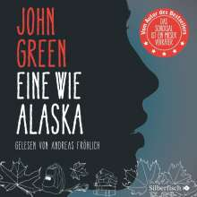 John Green: Eine wie Alaska, 4 CDs