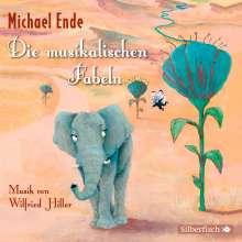 Michael Ende: Die musikalischen Fabeln, 2 CDs