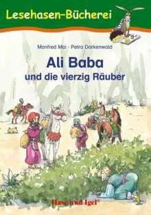 Manfred Mai: Ali Baba und die vierzig Räuber, Buch