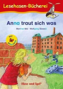 Manfred Mai: Anna traut sich was / Silbenhilfe, Buch