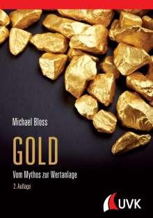 Michael Bloss: Gold, Buch