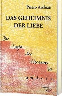 Pietro Archiati: Das Geheimnis der Liebe, Buch