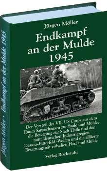 Jürgen Möller: Endkampf an der Mulde 1945, Buch