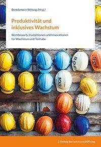 Stefan Ederer: Produktivität und inklusives Wachstum, Buch