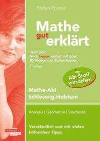 Stefan Rosner: Mathe gut erklärt Schleswig-Holstein 2020, Buch