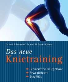 Siegbert Tempelhof: Das neue Knietraining, Buch