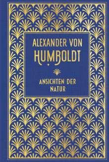 Alexander Von Humboldt: Ansichten der Natur, Buch