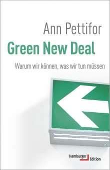 Ann Pettifor: Green New Deal, Buch