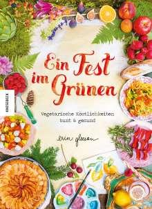 Erin Gleeson: Ein Fest im Grünen, Buch