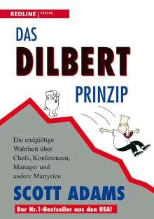 Scott Adams: Das Dilbert-Prinzip, Buch