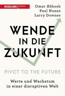 Omar Abbosh: Wende in die Zukunft - Pivot to the Future, Buch
