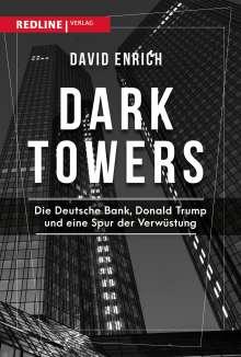 David Enrich: Dark Towers, Buch