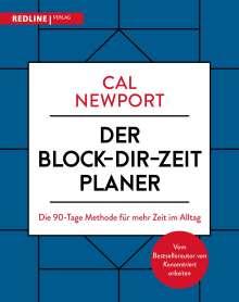 Cal Newport: Der Block-dir-Zeit-Planer, Buch