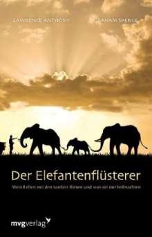 Laurence Anthony: Der Elefantenflüsterer, Buch