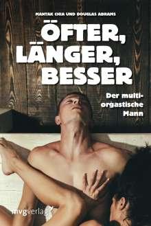 Mantak Chia: Öfter, länger, besser, Buch