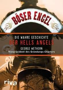 George Wethern: Böser Engel, Buch