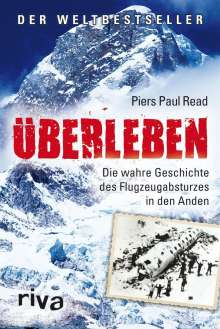 Piers Paul Read: Überleben, Buch