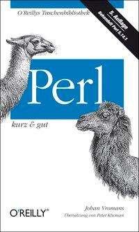 Johan Vromans: Perl - kurz & gut, Buch