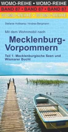 Stefanie Holtkamp: Mit dem Wohnmobil nach Mecklenburg-Vorpommern Teil 1, Buch