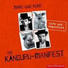 Marc-Uwe Kling: Das Känguru-Manifest, 4 CDs