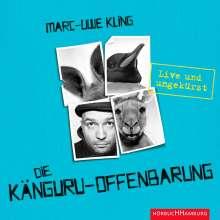 Marc-Uwe Kling: Die Känguru-Offenbarung, 6 CDs