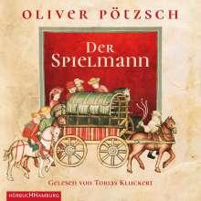 Oliver Pötzsch: Der Spielmann (Faustus-Serie  1), 3 Diverse