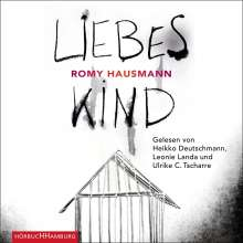 Romy Hausmann: Liebes Kind, 2 MP3-CDs