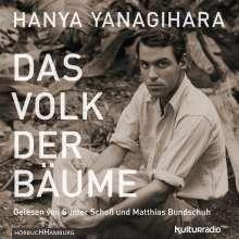 Hanya Yanagihara: Das Volk der Bäume, 3 MP3-CDs