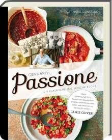 Gennaro Contaldo: Gennaros Passione, Buch