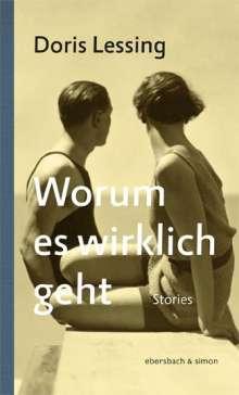 Doris Lessing: Worum es wirklich geht, Buch