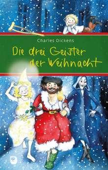 Charles Dickens: Die drei Geister der Weihnacht, Buch