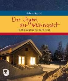 Fabian Brand: Der Segen der Weihnacht, Buch