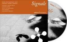 Athesinus Consort Berlin - Signale, CD