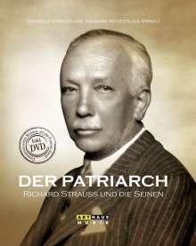 Richard Strauss (1864-1949): Der Patriarch - Richard Strauss und die Seinen, 1 Buch und 1 DVD