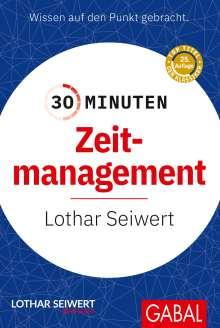 Lothar Seiwert: 30 Minuten Zeitmanagement, Buch