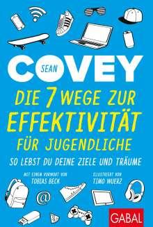 Sean Covey: Die 7 Wege zur Effektivität für Jugendliche, Buch