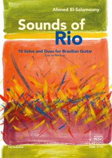 Ahmed El-Salamouny: Sounds of Rio, Buch