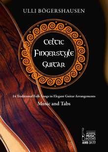 Celtic Fingerstyle Guitar, Buch