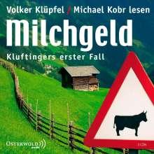 Volker Klüpfel: Milchgeld, 3 CDs