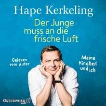 Hape Kerkeling: Der Junge muss an die frische Luft, 8 CDs